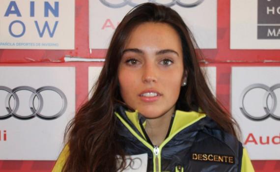 """Júlia Bargalló: """"Quiero clasificarme para los Mundiales Absolutos de St. Moritz"""""""