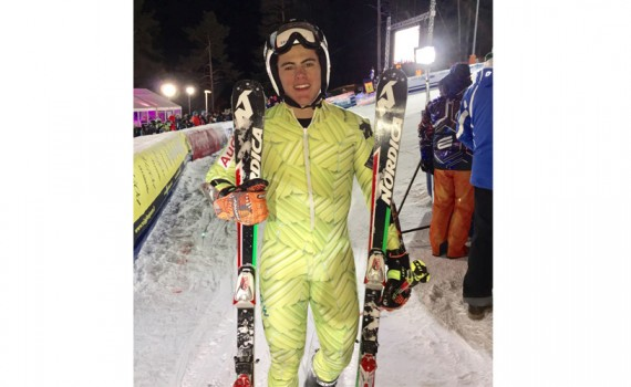Juan del Campo noveno en Copa Europa FIS Kronplatz