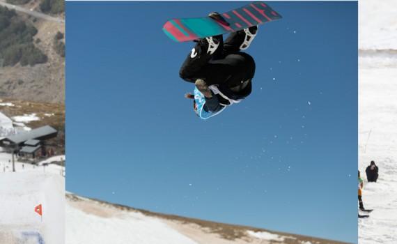 Campeonato de España de Freestyle Ski y Snowboard de Slopestyle