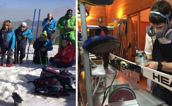 RFEDI Curso Ski Service