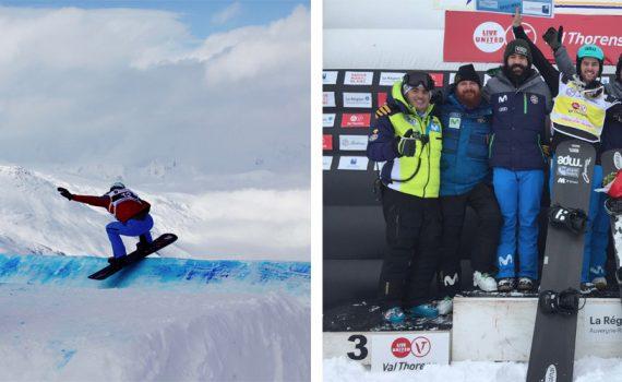 Copa del Mundo SBX Val Thorens